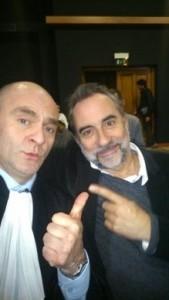 Avec Antoine DULERY